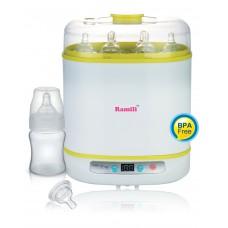 Стерилизатор детских бутылочек Ramili Steam Sterilizer BSS150