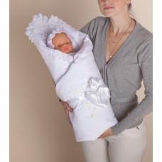Комплект на выписку для новорожденного Арт. 36