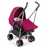 Доп.комплект для коляски Reflex raspberry (капюшон, вкладыш, накидка на ноги)