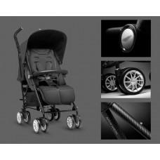 Детская эксклюзивная прогулочная коляска-трость Silver Cross Aston Martin