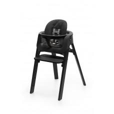 Подушка Stokke для стульчика Steps Black 349907