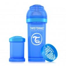 Антиколиковая бутылочка Twistshake для кормления 260 мл