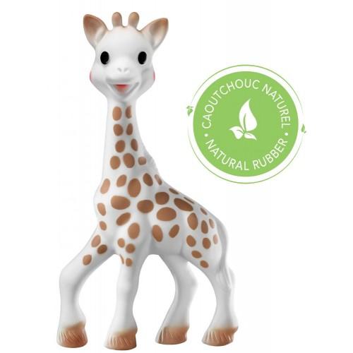 Vulli игрушка-прорезыватель жираф Софи 18 см