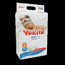 """Подгузники на липучках YOKITO PREMIUM """"L"""" 9-13 кг"""