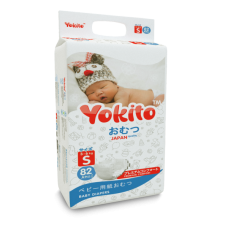 "Подгузники на липучках YOKITO PREMIUM ""S"" до 6 кг."